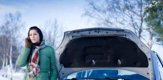 Odpalenie samochodu w zimie