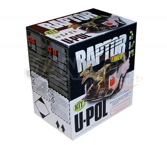 Raptor Liner – wzmocnij skórę swojej terenówki!