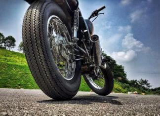 Opony do motocykla